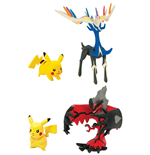Pokemon Pack de 2 Mini Figuras Surtido (4)