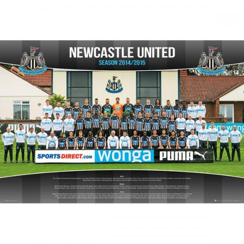Póster Newcastle United 125670