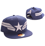 Captain America Gorra Béisbol Star Wings