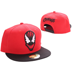 Marvel Comics Gorra Béisbol Venom Head