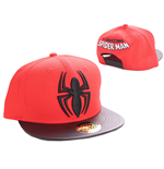Spider-Man Gorra Béisbol Black Spider