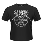 Camiseta Sons Of Anarchy Cross Guns