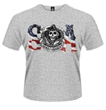 Camiseta Sons of Anarchy Flag