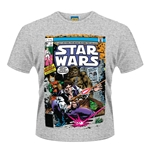 Camiseta Star Wars Han And Chewie Poster