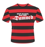 Camiseta The Damned Skip School