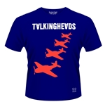 Camiseta Talking heads 126025