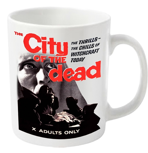 Taza The Plan 9 - City Of The Dead