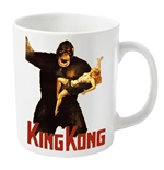 Taza Plan 9 - King Kong
