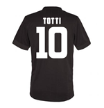 Camiseta  AS Roma 2014-15 3rd (Totti 10) de niño