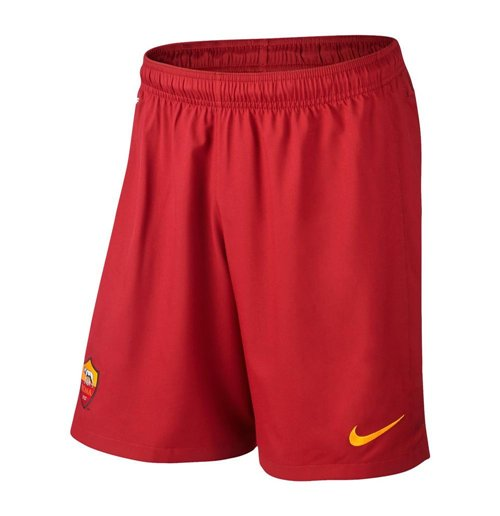 Pantalones cortos AS Roma 2014-2015 Away Nike de niño