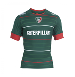 Camiseta Leicester 2014-2015 Home Test Rugby