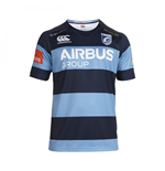 Camiseta Cardiff Blues 2014-2015 Home Pro Rugby
