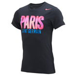 Camiseta Paris Saint-Germain 2014-2015 Nike Core Plus