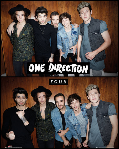 Póster One Direction 127068
