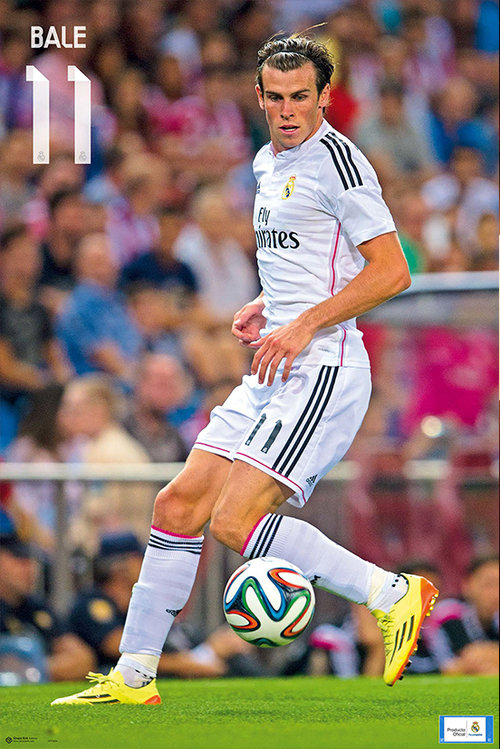 Póster Real Madrid 127088