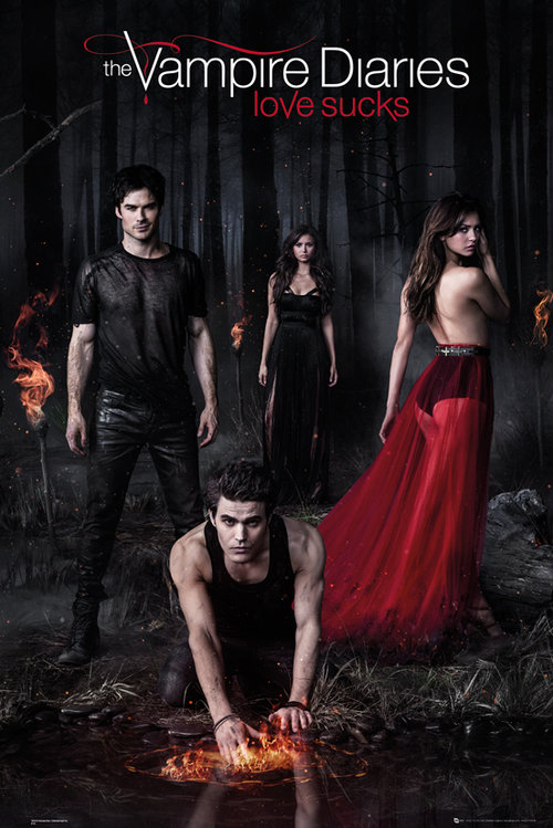 Póster The Vampire Diaries 127133