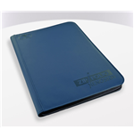 Ultimate Guard 9-Pocket ZipFolio XenoSkin Carpeta para Cartas Azul
