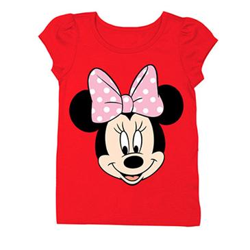 b769ef6ba Camiseta Minnie de mujer Original  Compra Online en Oferta