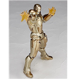 Iron Man Figura Sci-Fi Revoltech #052 Iron Man Mark XXI 16 cm