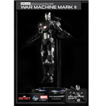 Iron Man 3 Figura Super Alloy 1/12 War Machine Mark II Ver. 2 15 cm