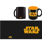 Star Wars Taza Orange Logo