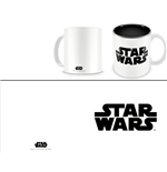 Star Wars Taza Black Logo