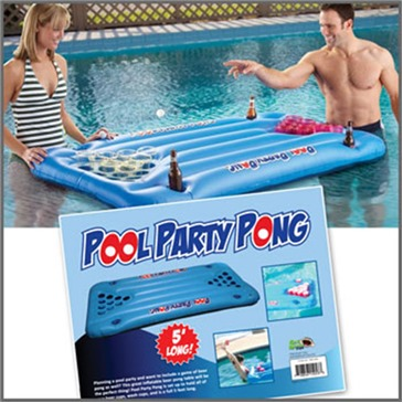 Juguete beer pong para piscina por tan s lo 44 28 en for Juguetes de piscina
