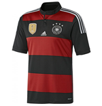 Camiseta Alemania 014-2015 Away 4 Star Winners