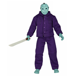 Viernes 13 Figura Retro Jason Classic Video Game Appearance 20 cm