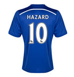 Camiseta Chelsea Home 2014/15 (Hazard 10)