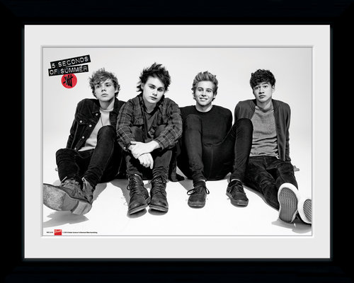 Póster 5 seconds of summer 129497