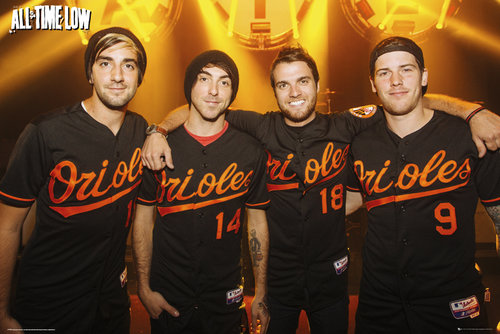 Póster All Time Low 129502