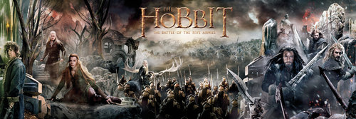 Póster The Hobbit 129575