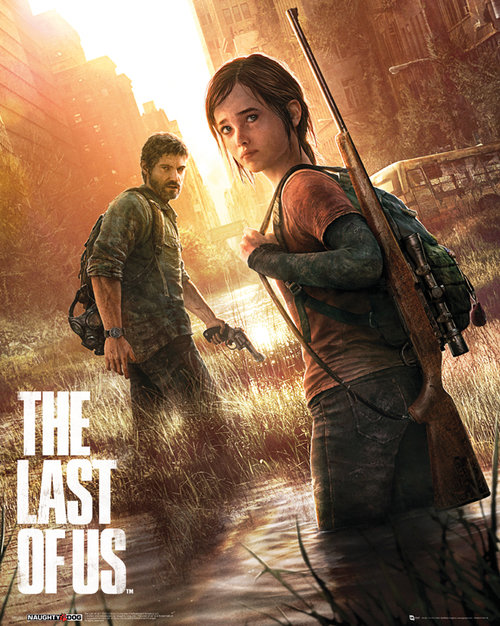 Póster The Last Of Us 129576