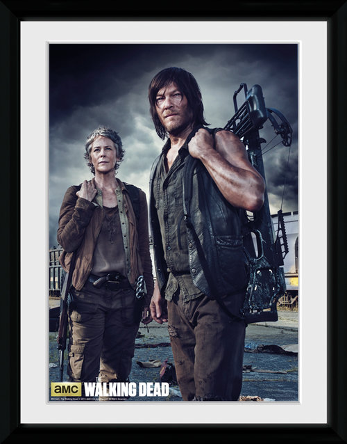 Póster The Walking Dead 129579