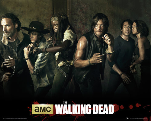 Póster The Walking Dead Temporada 5