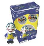 DC Comics D!Y Super Dough Plastilina The Joker