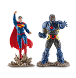 Justice League Pack de 2 Figuras Superman vs. Darkseid 10 cm