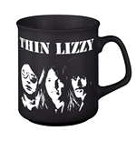 Taza Thin Lizzy Band Shot