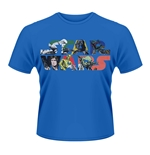 Camiseta Star Wars Comic Logo