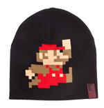 Gorro Super Mario Pixelated Running Mario