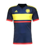 Camiseta Colombia Fútbol 2015-2016 Away Adidas