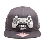 Gorra  PlayStation One Snapback Since 1994 Controller