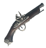 Assassin´s Creed 4 Black Flag réplica 1/1 Pistola de Edward Kenway