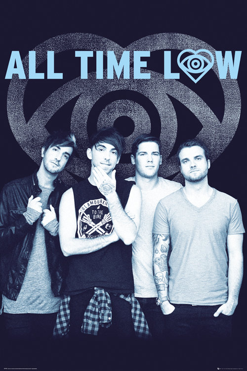 Póster All Time Low 131929