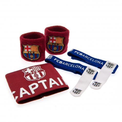 81fbe2787e8b7 Juego Accesorios FC Barcelona Original  Compra Online en Oferta