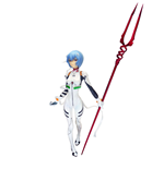 Evangelion 2.0 You Can (Not) Advance Statue 1/8 Rei Ayanami 20 cm