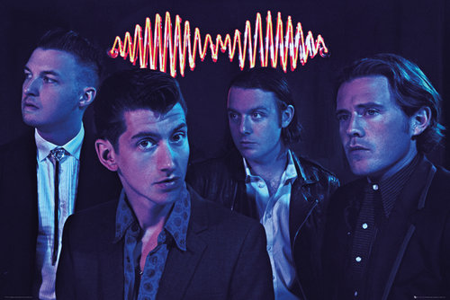 Póster Arctic Monkeys 132349