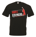 Camiseta con impresión transfer - SIMPLE STRANGERS