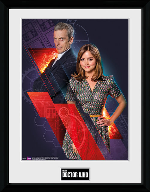 Póster Doctor Who 132383
